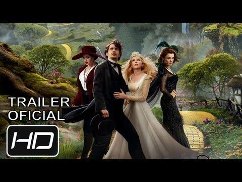 Oz el Poderoso - Trailer 2 - Español Latino - HD