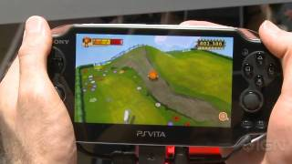 Little Deviants Vita Gameplay