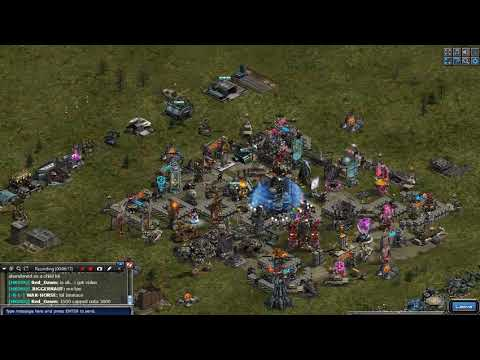 War-commander: How to defend your base strategy By: Rebaz_APO_SS