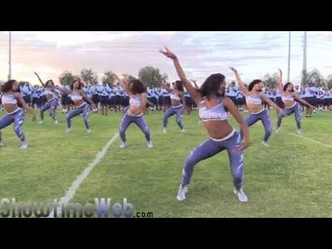 JSU Needed Me 2016 Jackson State University Marching Band and Prancing J-Settes