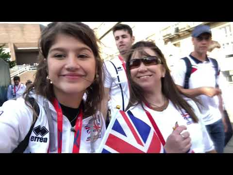 Opening Ceremony And Parade - World Transplant Games 2018