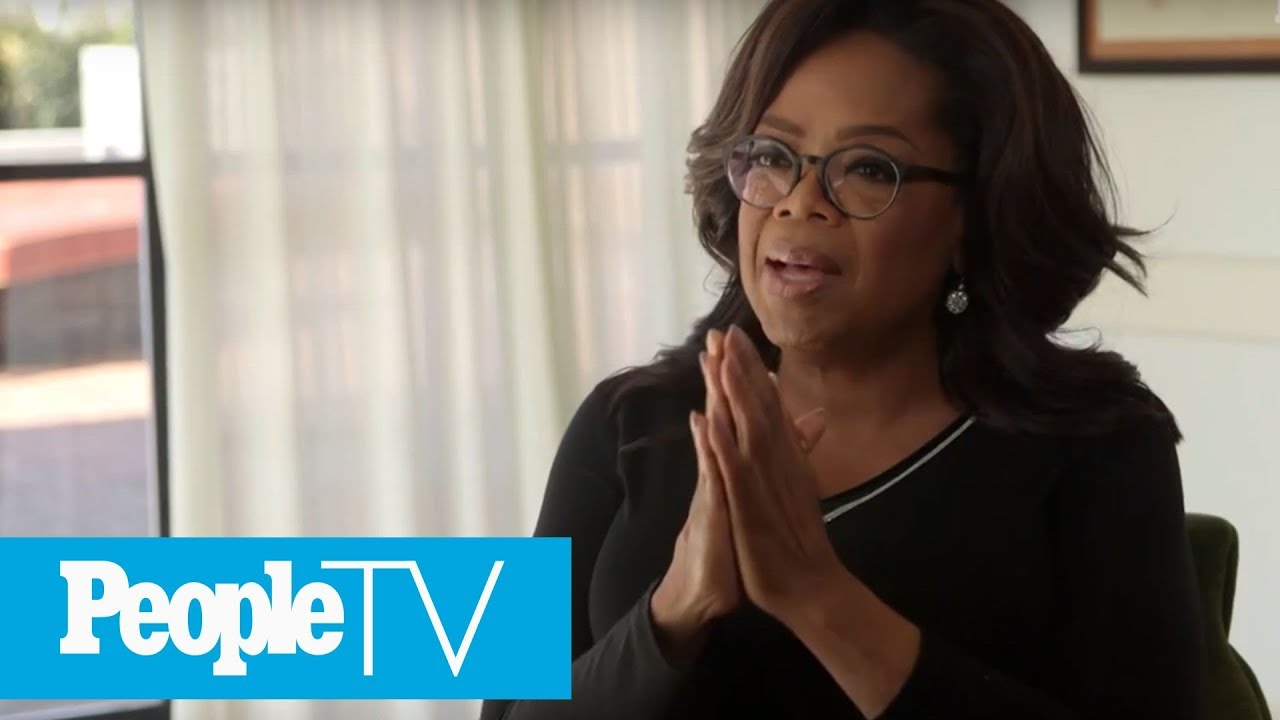 Oprah Winfrey On A Wrinkle In Time's 'Be A Warrior' Message | PeopleTV | Entertainment Weekly