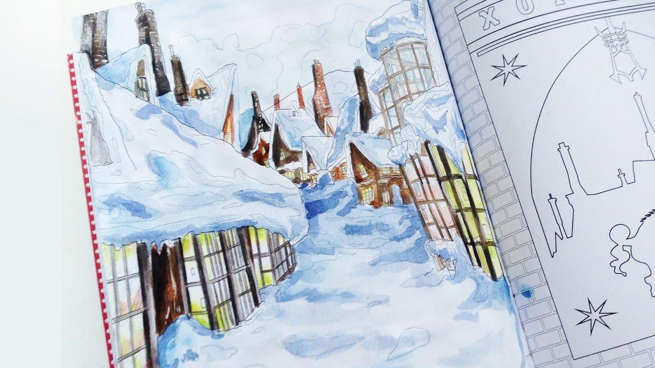 Раскраска Гарри Поттер: Волшебники и Где Их Искать ...