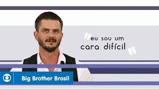 Big Brother Brasil 17: Marcos é cirurgião plástico, de RS, e tem 37 anos