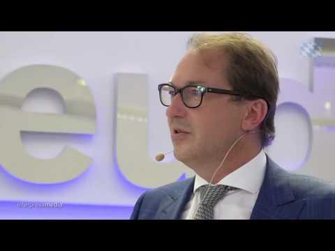 Wirtschaft 4.0 – Deutschland fit für die Zukunft, Vortrag von Bundesminister Alexander Dobrindt
