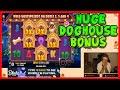 HUGE WIN! BIG Doghouse Slot Machine Bonus Win on Online Casino Stake.com | Doge