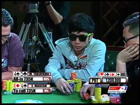 Philippine Poker Tour: Leg 2 (Episode 1)