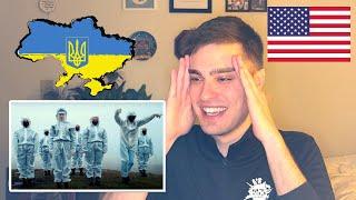РЕАКЦІЯ АМЕРИКАНЦЯ НА GO_A - ШУМ [Ukraine Eurovision 2021 Reaction — Go_A Shum]