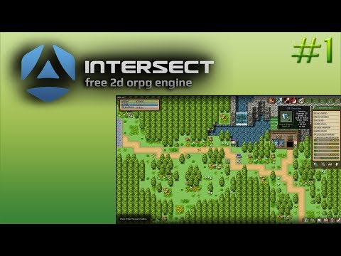 Intersect Engine | Создание  Online MMORPG - Введение #1