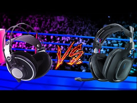 Headsets Vs Headphones for Gaming