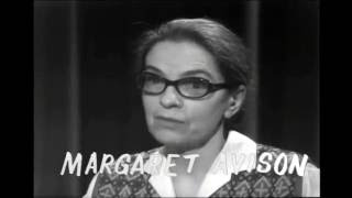 Contemporary Canadian Writers: A conversation with Margaret Avison (12 Mar. 1971)