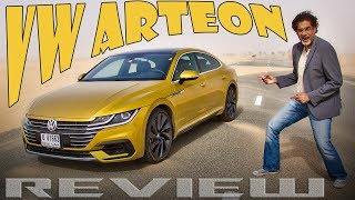 2018 Volkswagen Arteon Review - GOLD!