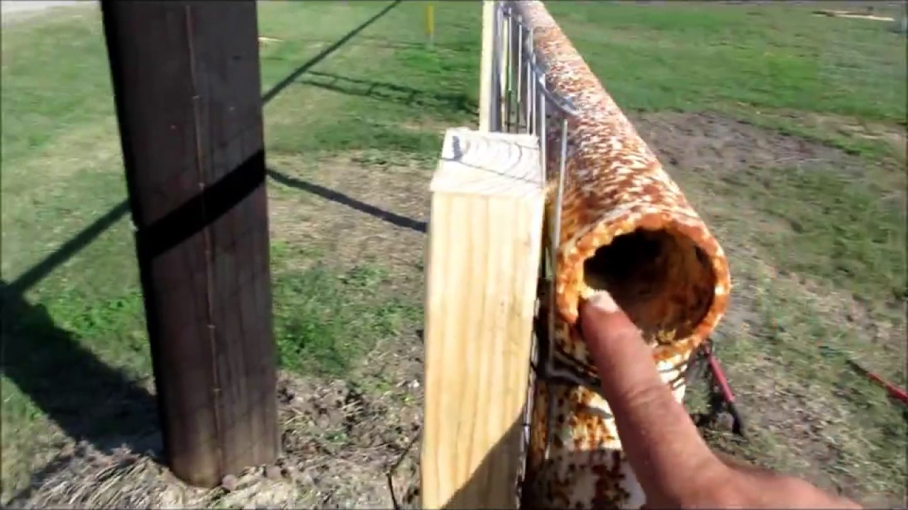 Diy Fence Cheap Fence Custom Job Diy Life Hack Youtube