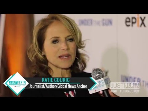 "Thumbnail image for 'Katie Couric Discusses Gun Violence & New Documentary ""Under The Gun""'"