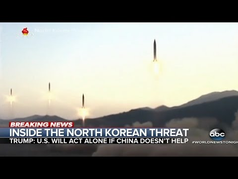 North Korea Fires Projectile into the East Sea, WW3 War Drums Beating