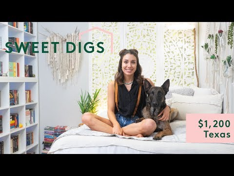 What $1,200 Will Get You In Texas | Sweet Digs | Refinery29