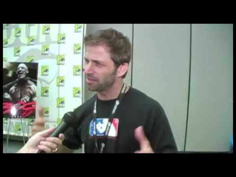 Zack Snyder Interview - 300