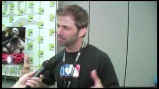 Zack Snyder Interview - 300
