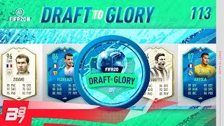 MASSIVE PRESSURE! ANOTHER MAD FUT DRAFT! | FIFA 20 DRAFT TO GLORY #113