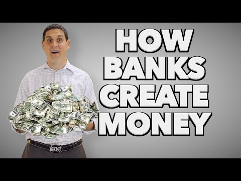 How Banks Create Money and the Money Multiplier- Macro 4.8
