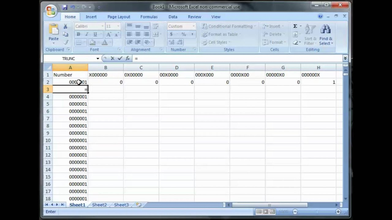 how to add rounding to a formula in excel