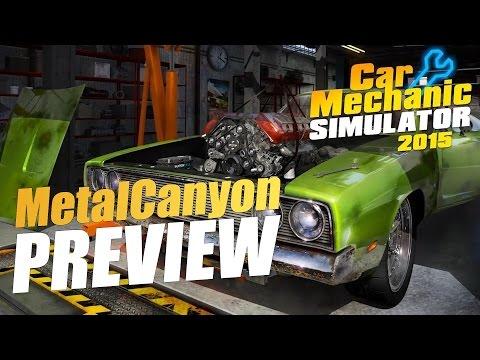 Car Mechanic Simulator 2015 Preview