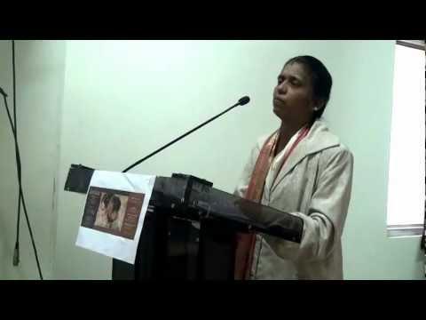 Dhilligai-Jan2013-Mrs Sathya Asokan, Ministry of Culture, New Delhi-Indraya Soozhalil Penmai