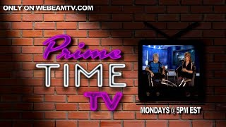 Today on Prime Time TV Episode 116. Healthy living for the heart!