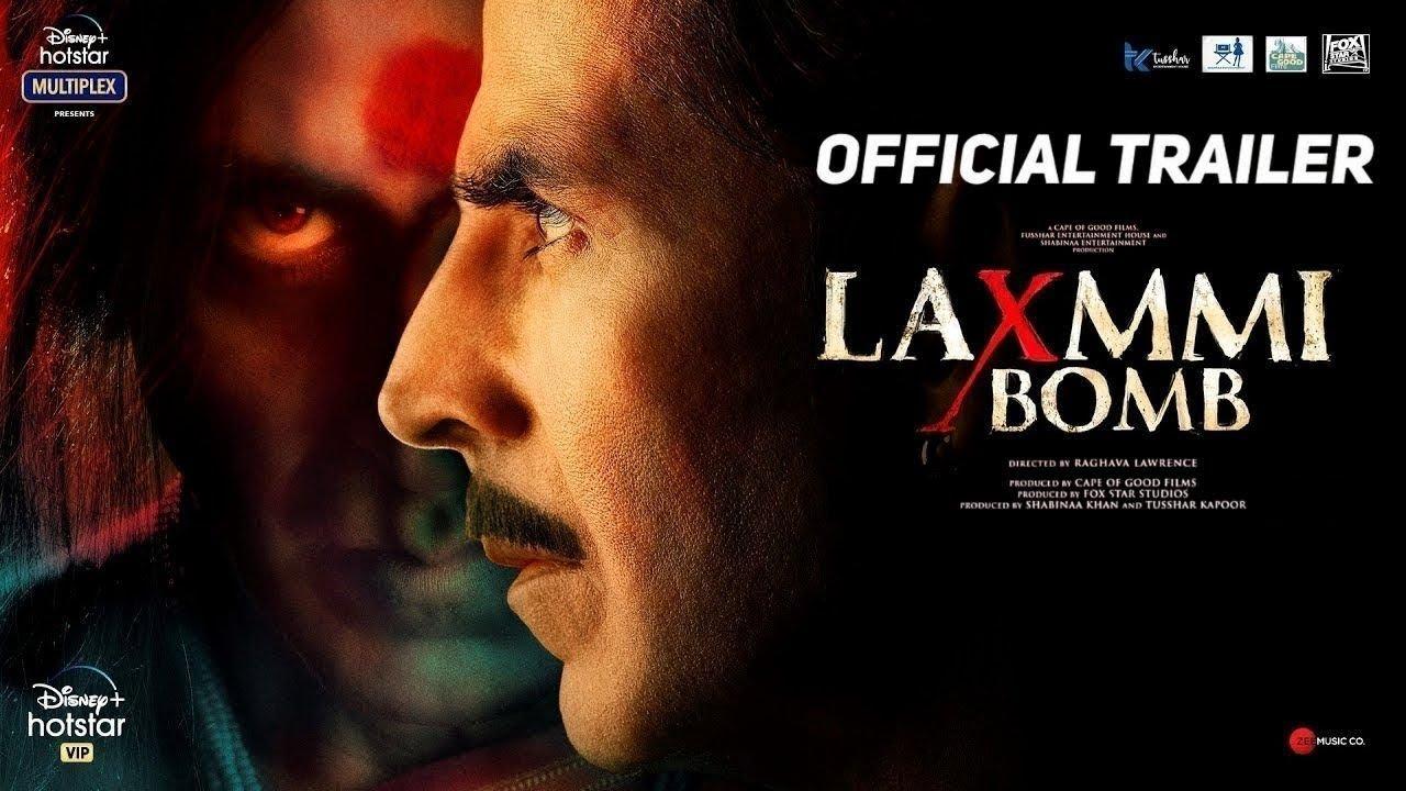Laxmmi Bomb Official Trailer | Disney hotstar | Akshay Kumar | Kiara A | Raghav L | Concept Trailer – OTT Now