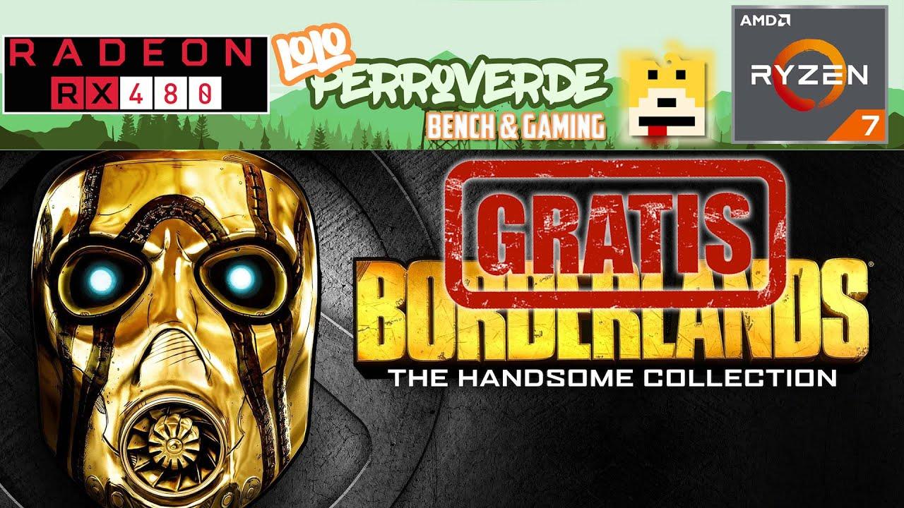 Gratis BORDERLANDS: THE HANDSOME COLLECTION en Epic Games ...