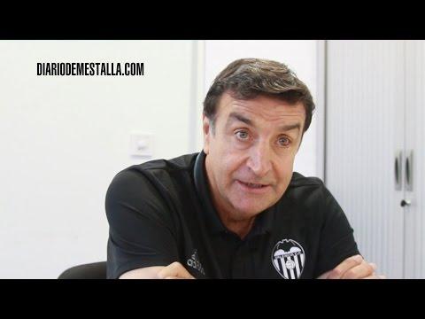 Entrevista con José Ramón Alesanco