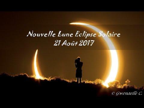 Guidance Nouvelle Lune Eclipse Solaire 21 Août 2017