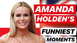 Amanda Holden's Funniest Moments