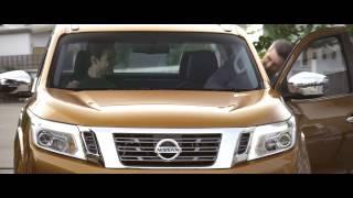 เผยโฉม All New Nissan NP300 Navara นาวาร่า 2014 โฉมใหม่ นวัตกรรมรถกระบะพันธุ์แกร่ง
