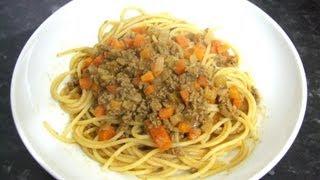 The Best Spaghetti Bolognese Original Italian Recipe Ragu Alla Bolognese Pasta Meat Sauce