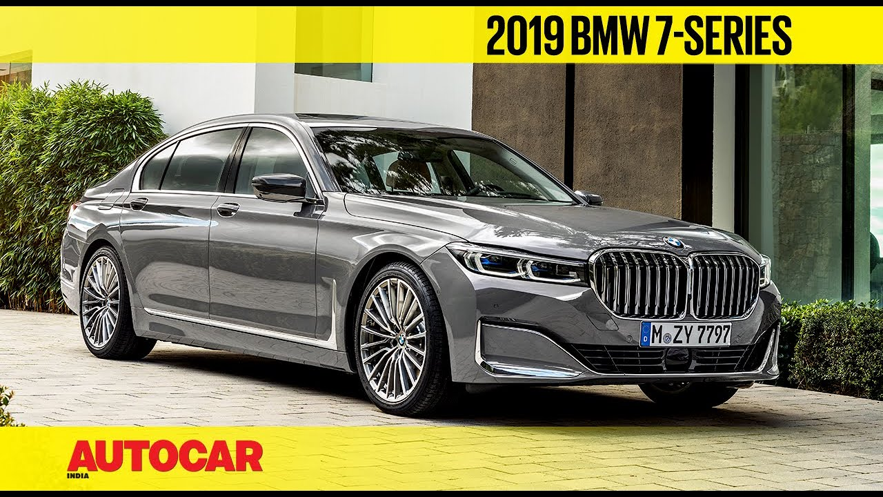 2019 Bmw 7 Series Facelift First Drive Review Autocar India