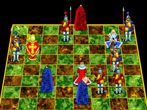 Interplay - Battle Chess Enhanced - 1991