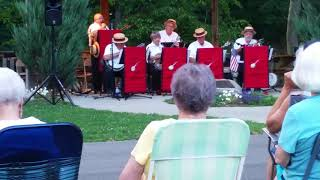 Green Green Grass Of Home - Lake Erie Banjo Jammers - 2017
