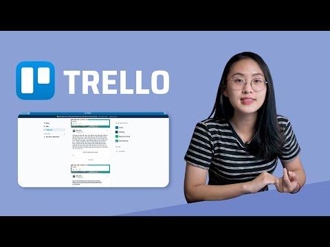 Trello: phần mềm giúp quản lý công việc, học tập hiệu quả