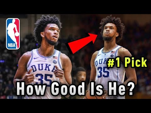 How GOOD Is Marvin Bagley III ACTUALLY? Will He Be The #1 Pick in The 2018 NBA Draft?