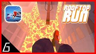 Rooftop Run Gameplay | All Level 16 - 30 screenshot 4