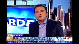 """Gobiernos de Latinoamérica están """"dejando solo al pueblo de Venezuela"""": columnista Thays Peñalver"""