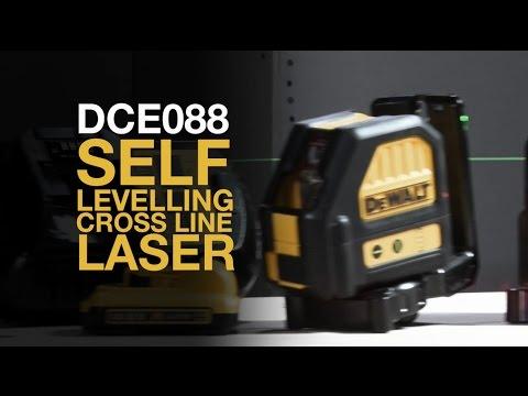Лазерен нивелир DeWALT DCE088D1G #JG6Mb3jZcs8