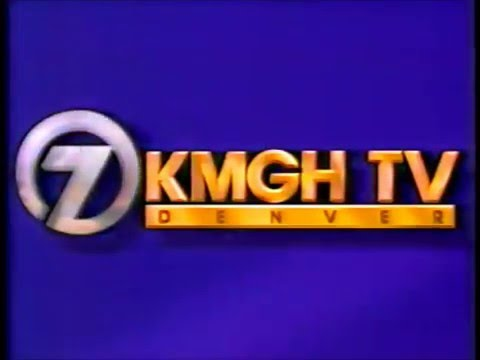Kmgh 7 News Open 1986 Youtube
