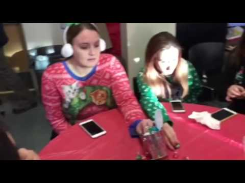 Check out the Eden Autism School Holiday Mannequin Challenge