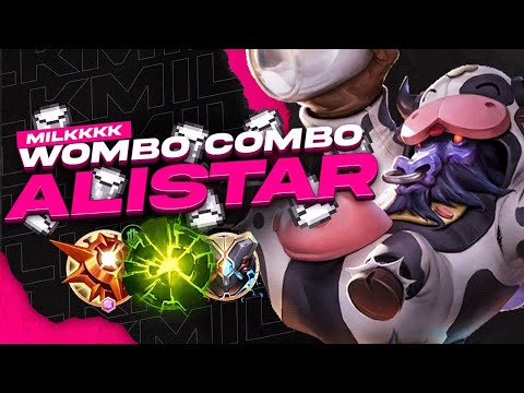 Nasteey | COMBO YOUR WAY TO FREE LP WITH ALISTAR SUPPORT – League of Legends