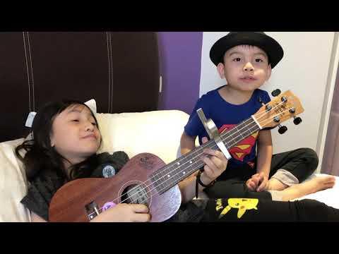 Tak Tun Tuang cover by Aaron Dezek & Alyssa Dezek