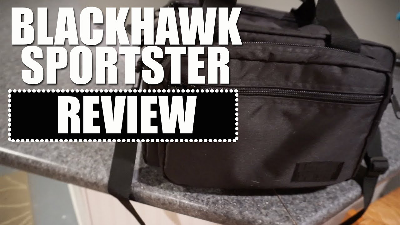 The Best Range Bag On Blackhawk Sportster Review