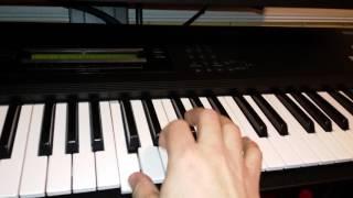 Como editar trompetas de los players en el korg m1