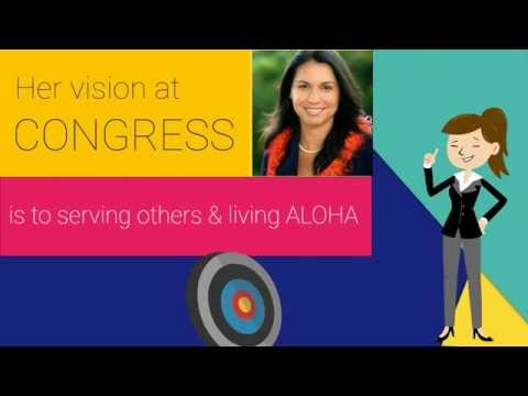 Tulsi Gabbard Policies - US House of Representative for Hawaii 2nd District (Part 1)